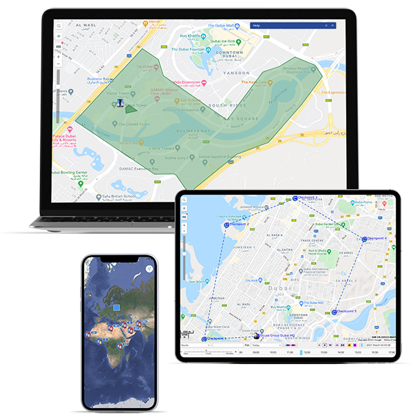 vehicle tracking software