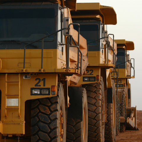 fleet management for mining operations